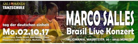 MO 02.10.17 - 21h BRASIL LIVE MIT MARCO SALLES