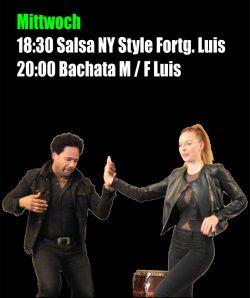 SALSA & BACHATA - LUIS