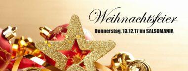 DO 13.12.17 20h Weihnachtsfeier