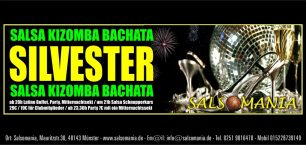 So 31.12.17 - 21h SILVESTER NIGHT