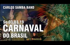 Carnaval do Brasil im Salsomania @ Salsomania