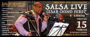 SALSOMANIA LIVE Baila Salsa @ Salsomania
