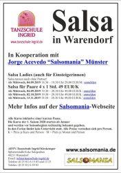 Jorge Werbung Warendorf