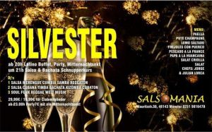 Silvester im Salsomania @ Salsomania Münster